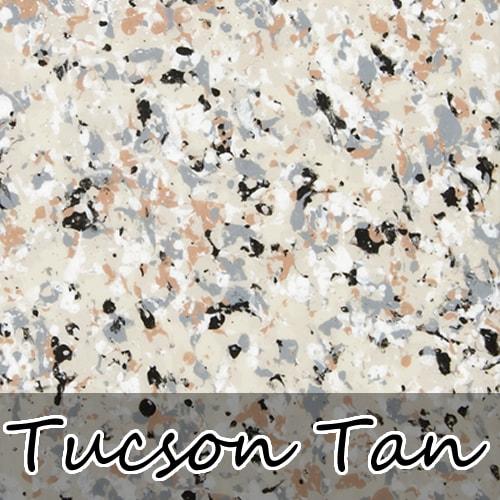 Tucson Tan stoneflecks