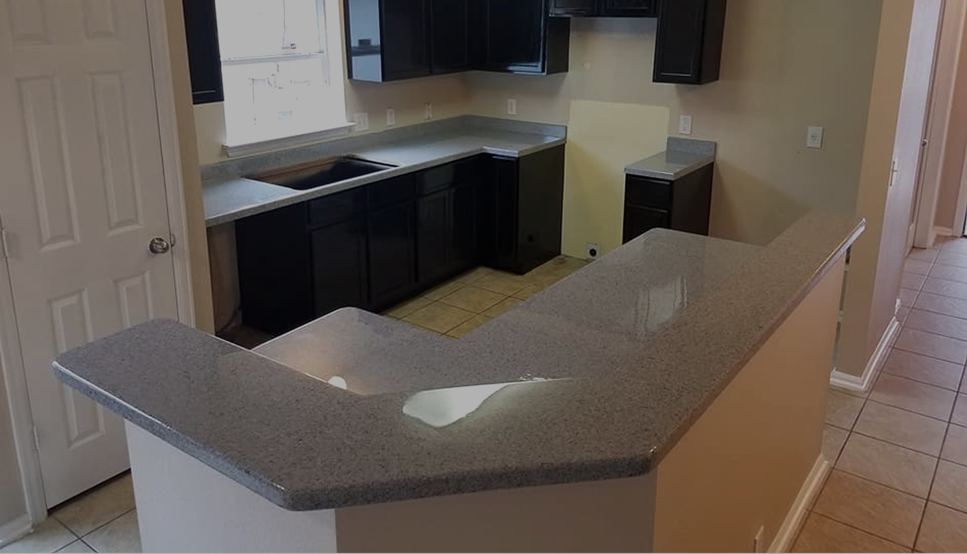 countertop finishes CA